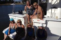 Ladies On The Hook 2013