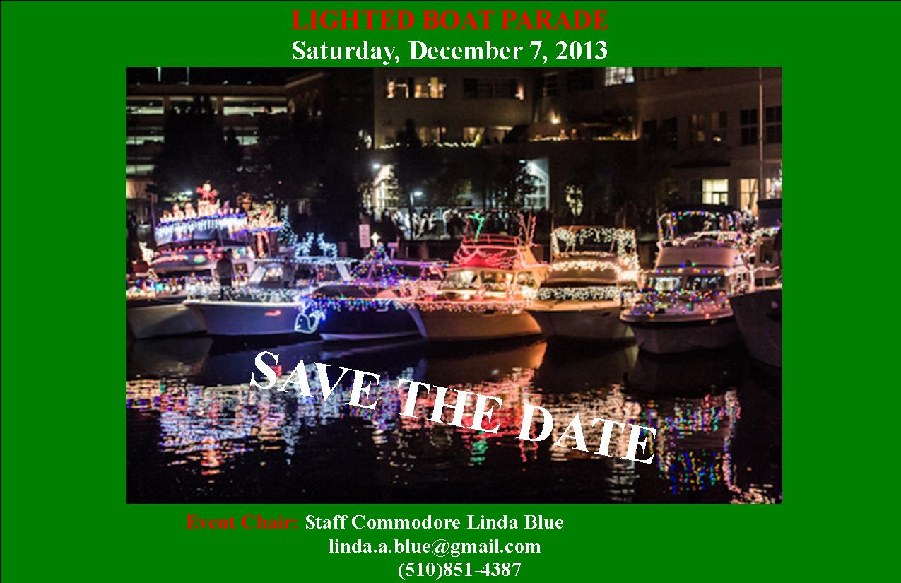 Lighted Boat Parade_Save the Date