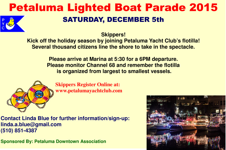 2015 Lighted Boat Parade